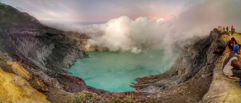 Kawah Ijen Landscape Nature Traveling The Explorer - 2014 EyeEm Awards