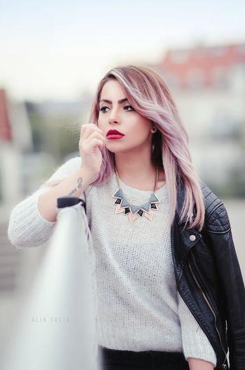Longhair Blonde Nikon EyeEm Best Shots Summer Alexaabigail Model Nyxcosmetics Photography Fashion