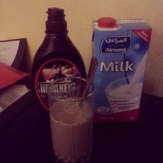 Make it simpler! Almarai Hersheleys Chocolatmilk Tasty