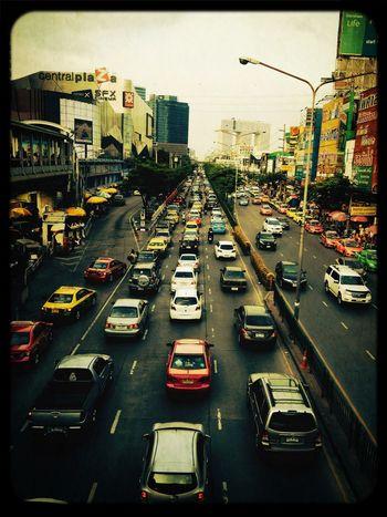 Bangkok Hello World Central Ladpraw Alone
