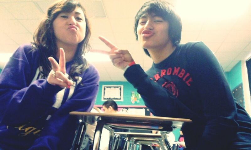 me and my bestfriend <3