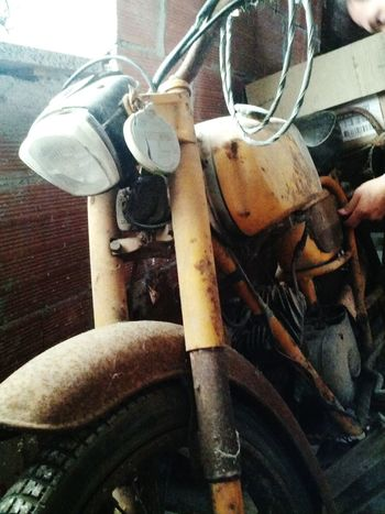 Photographic Memory Motorbike Motori Minarelli