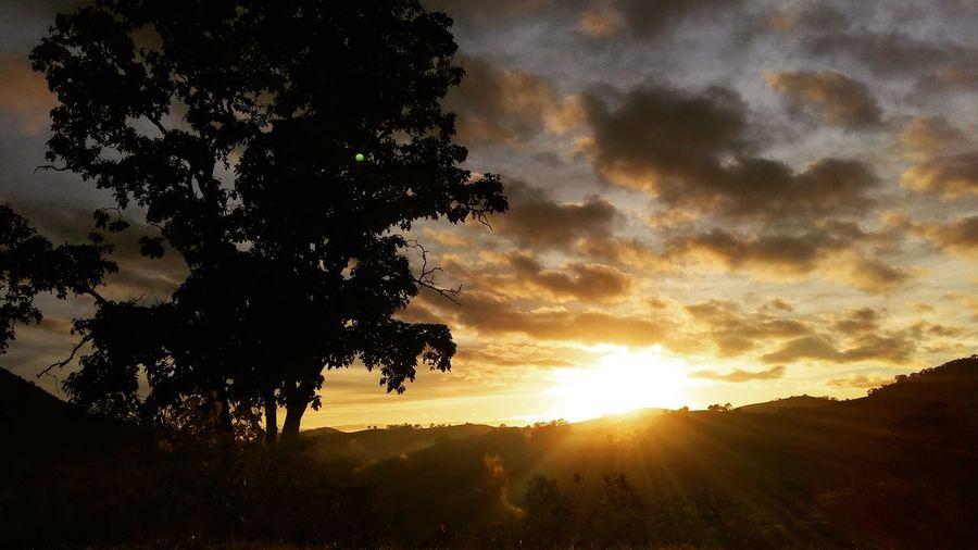 Nature Sky Sun Goodmorning :) Goodmornin ☀ First Eyeem Photo