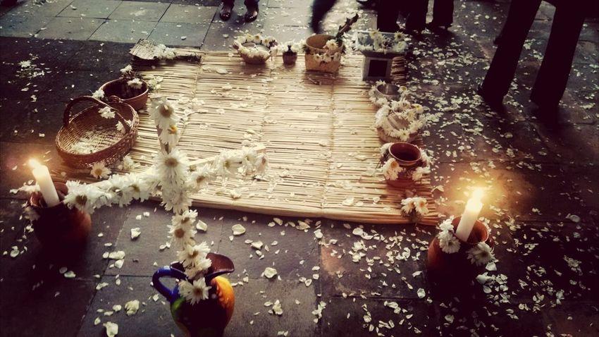 Ritual Nahual de Casamiento en Hacienda Baquedano