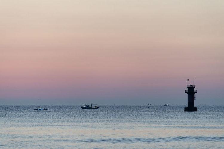 sunrise at Gyeongpodae Beach, Gangreung, Gangwondo, South Korea Dark Day Horizon Over Water Nautical Equipment Nautical Vessel No People Outdoors Sea Seaside Sky Sunrise Sunset Twig Water