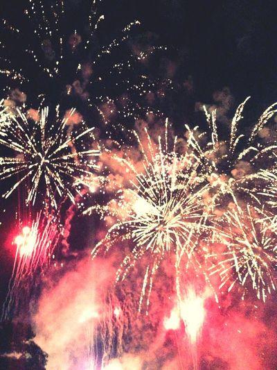 Summer Japan Fireworks fireworks!!!