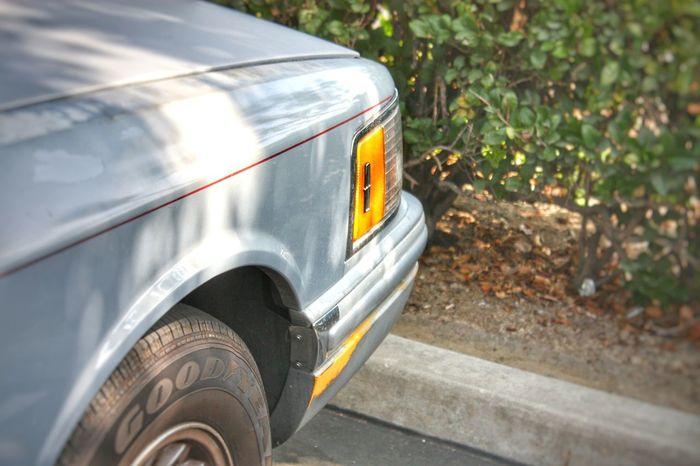 Transportation Car Tire Outdoors Zoom_iin Yellow EyeEmNewHere
