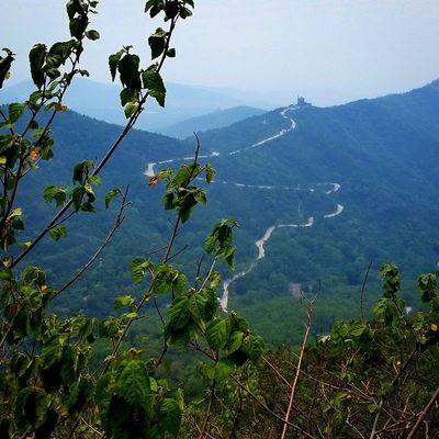 Beijing, China Fragranthills On A Hike Needabreak