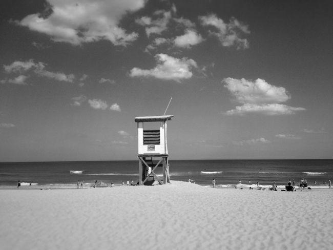 Bw At The Beach