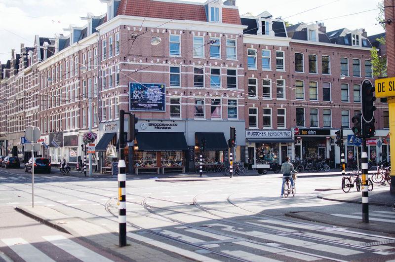 Amsterdam, last