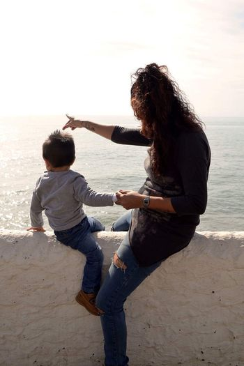 Mum And Son Love Photography
