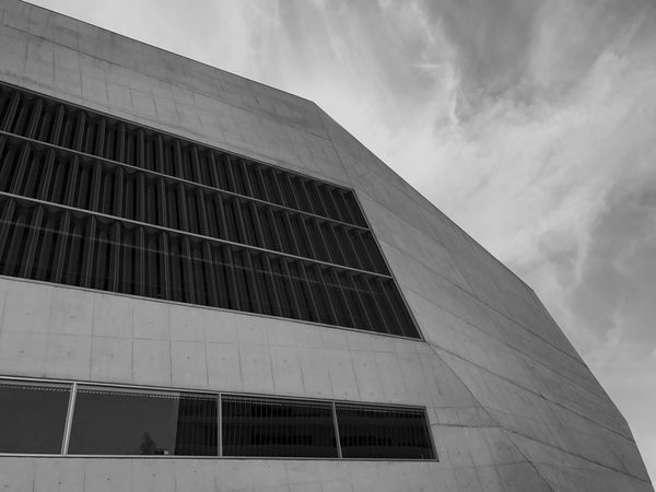 Architecture Blackandwhite Casadamusica Koolhaas Porto Portugal REM The Architect - 2017 EyeEm Awards