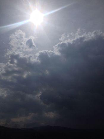 Hermosa pincelada que capté dese mi azotea, Ciudad De México Skyview Paisajes De México Sky And Clouds Collection Paisajes Beautiful City Ajusco Cerro Tranquilidad Mexico DF My City Cellphone Photography Cielo Nubes Beautiful Mexican Sky Cielos Clouds And Sky