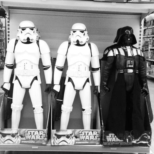 Starwars Darthvader Stormtrooper Father & Son Todopadreesdarthvader Bnw Blackandwhite Blancoynegro