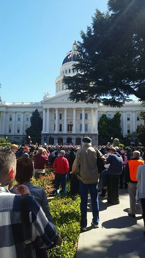 Grateful to live in a country where we have the freedom and this opportunity to pray for our nation. Decision America Sacramento, California State Capital Praying For Our Nation Prayer Rally America Freedom Grateful