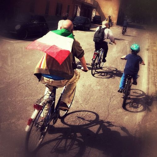 Italiainfuga Biciclettata Resistenza FIAB