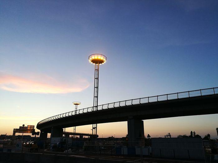 ufo Sunrise