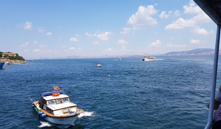 Sea Bosphorus