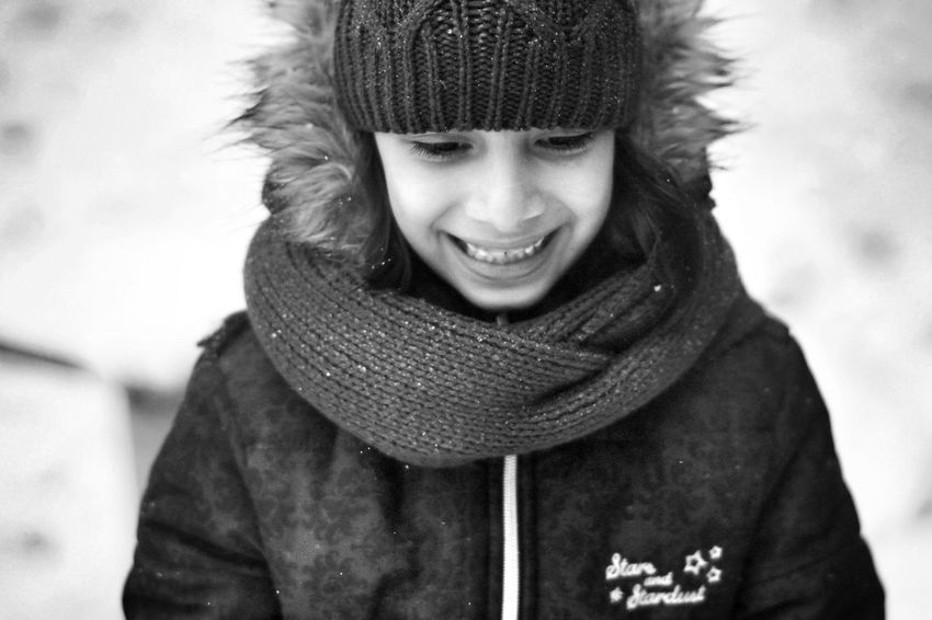 Nephew ♡ Potraits Cold Winter ❄⛄ B&w Photography Wintertime Family❤ Love♡