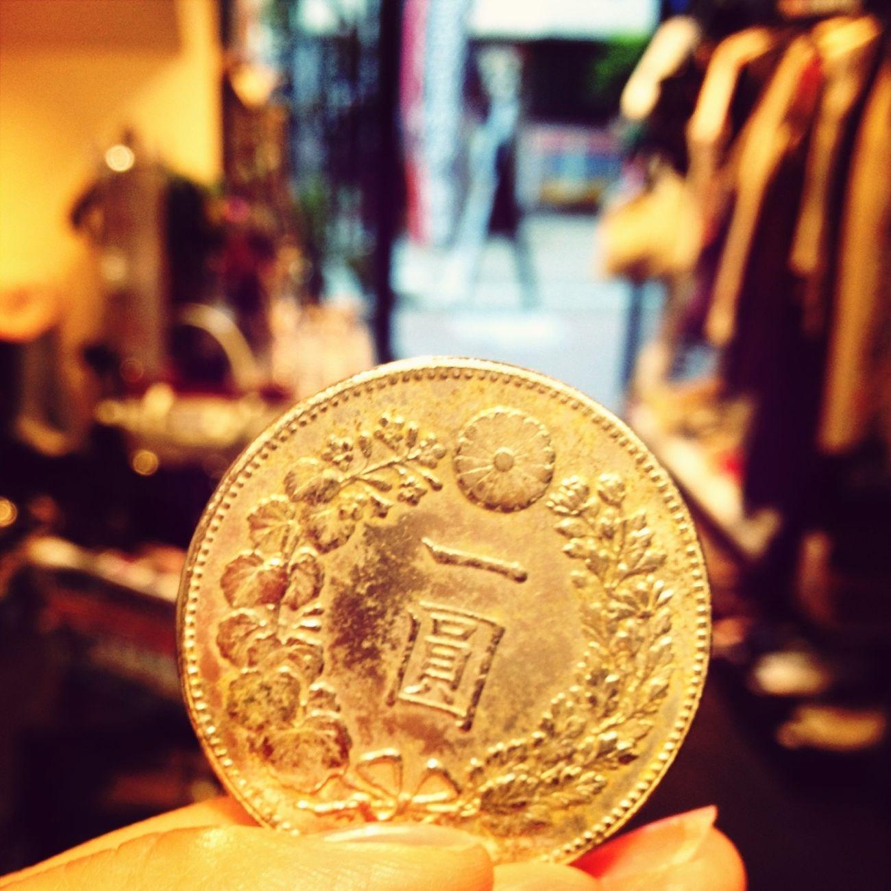 1 yen of 1882