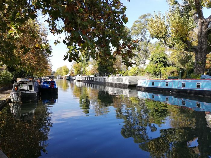 London canals