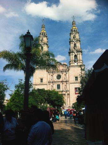 Iglesia Gótica Church Mexico