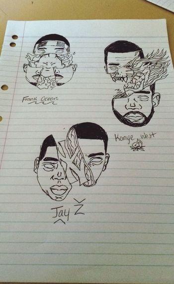 Graffiti In class ?best type of graffiti Graffiti KANYE WEST Jay-Z  Frank Ocean