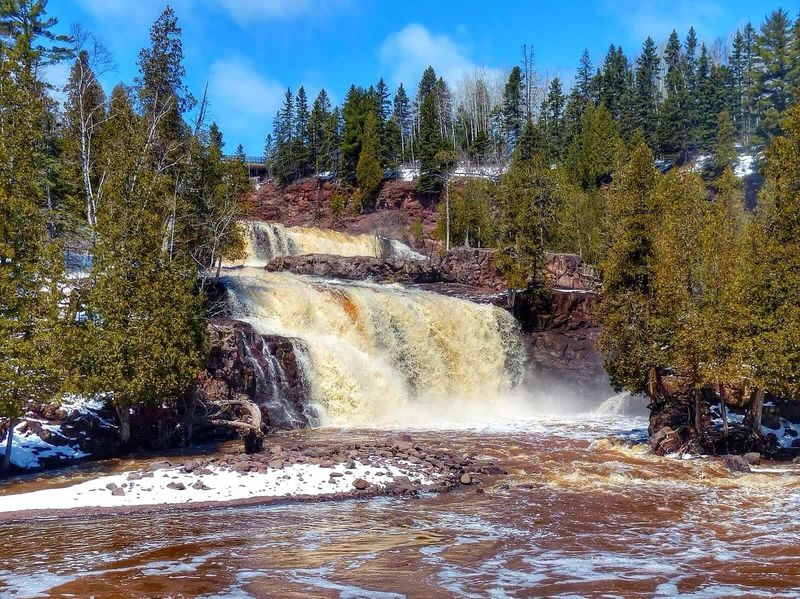 Lower Gooseberry Falls Hdr_Collection Streamzoofamily Enjoying Nature EyeEm