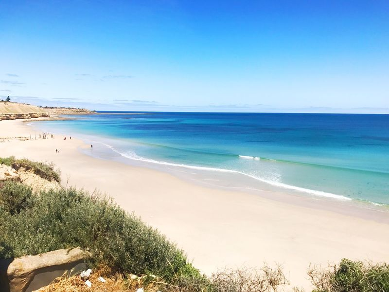 Saturday getaway. Beach Beauty In Nature Tranquility Nature Scenics Adelaide
