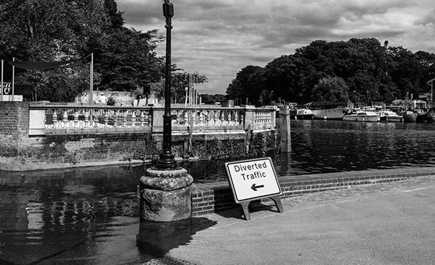 Godblessrichmond Thames Riverside