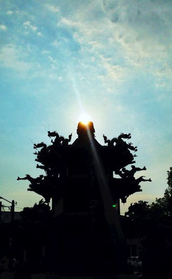 Dragon Temples