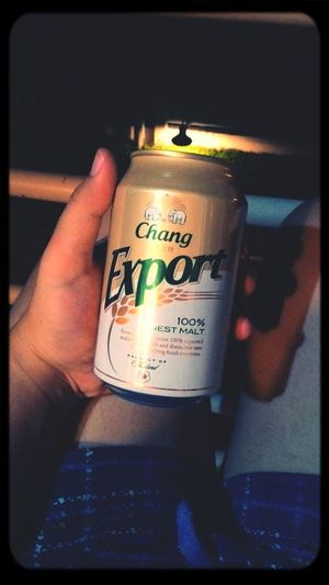 Always here with me whenever I feel lost Beer Thaibeer Chang Changexport