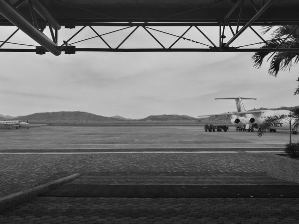 Agriculture Outdoors Sky Nature Day No People Airport Runway EyeEmBestPics Eyeem Philippines Airplaine Airport Welcome To Black