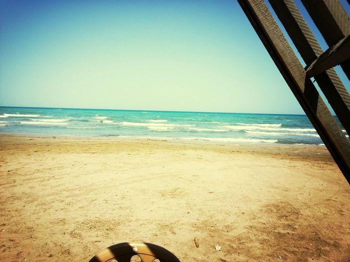 Sunshine Being A Beach Bum Caspian Sea Relaxing