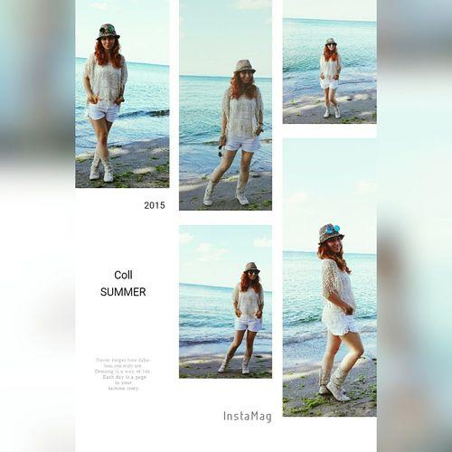 Collandsexy Summer Beach Holiday Sun Beauty Pretty Fashion&love&beauty Holiday♡
