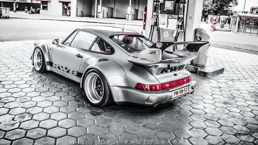 Porsche 993 RWB Pcar