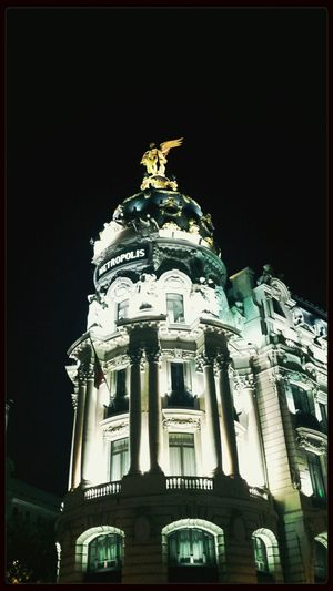 Madrid • Gran Via Metropolis Taking Photos 25 Days Of Summer