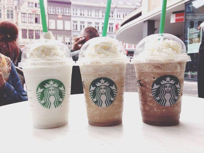 Starbucks Coffee Frappochino