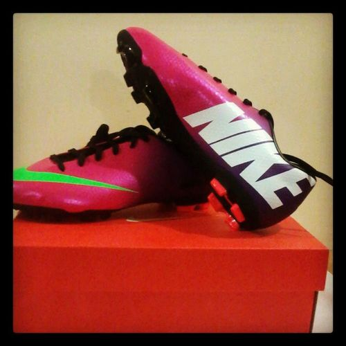 THANK YOU PA. ;) Nike Mercurial Soccernikeshoes Forultimate