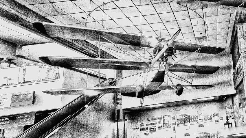 Life Like Tri Wing Early Aviation History