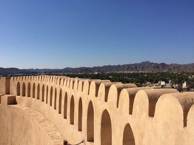 Fortress Nizwa Nizwa Fort Nizwa Souq Oman Oman_photography Travel Destinations Travel Photography