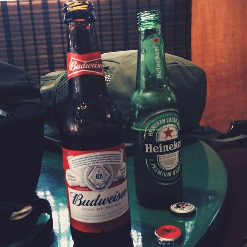 Bus>>>> Bottle Drink Alcohol Beer - Alcohol Beer Day First Eyeem Photo