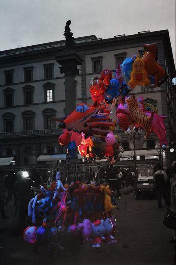 Balloons Colors Colorsplash
