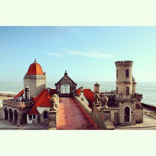 Torreón del Monje, Punta Piedras, Mar del Plata Mardel Torreón Tornquist Medieval Mar