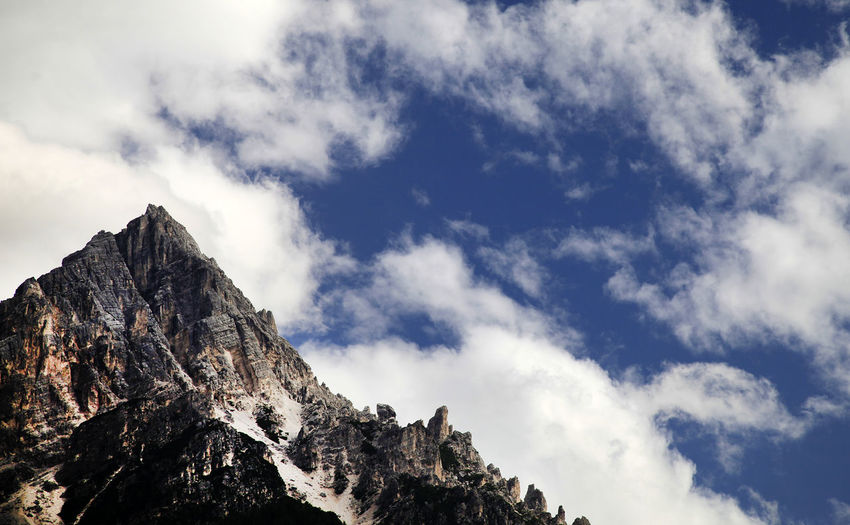 Clouds Cortina D'Ampezzo Dolomites, Italy Europe Highway Holiday Mountain Mountains Potography Travel Tre Cime Di Lavaredo