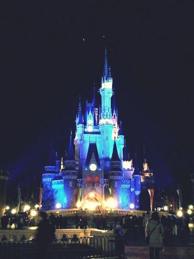 シンデレラ城 Beautiful Tokyo Disney Land