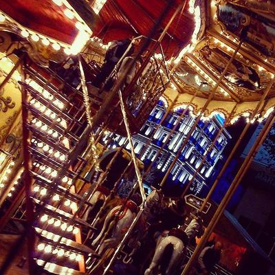 Squareabout Carousel Carousel