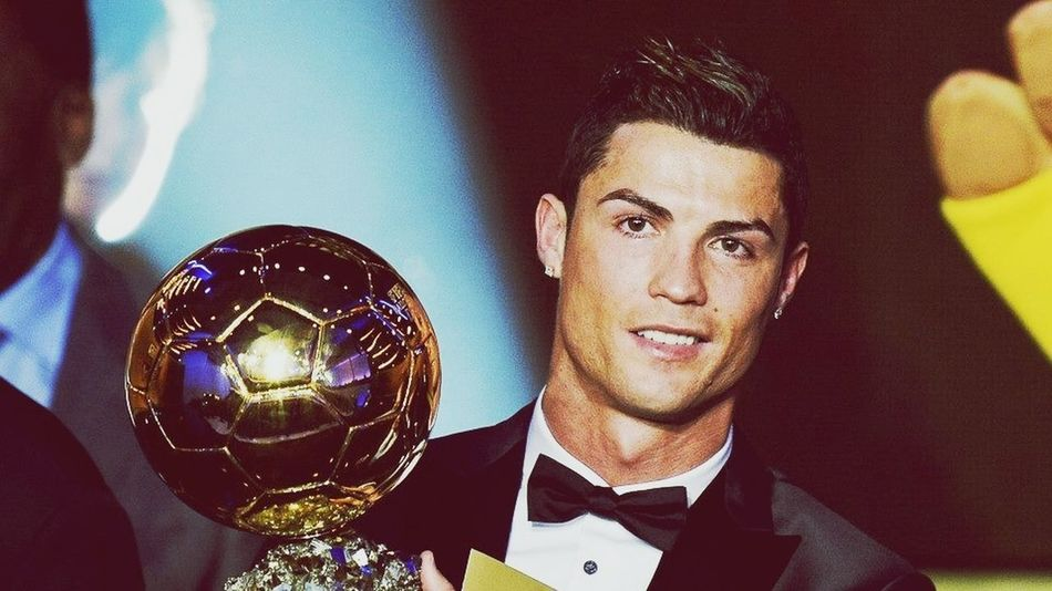CristianoRonaldo Cr7 FIFA Ballon D'Or