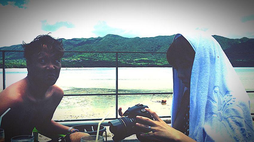 Who Dahea Sea And Sky OKINAWA, JAPAN Ishigakijima Ishigaki Island Ishigaki  Seaside Sea Okinawa
