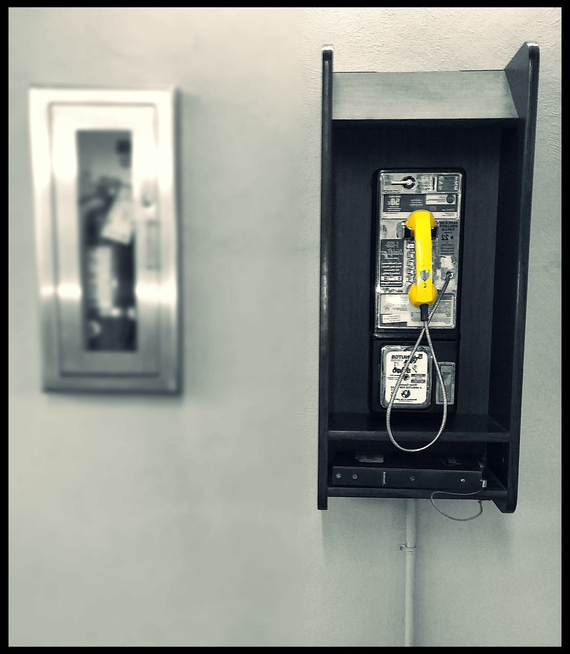 connection, communication, telephone, pay phone, technology, no people, convenience, close-up, telephone receiver, day, telephone booth, indoors, telecommunications equipment